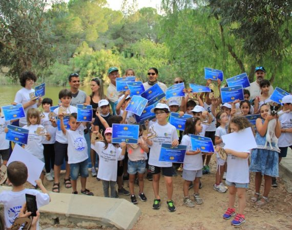 "Children's Fishing Day ""Andreas and Nadia Demetriou"""