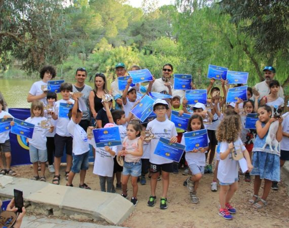Children's Fishing Day 'Andreas and Nadia Demetriou' – 17/07/2017