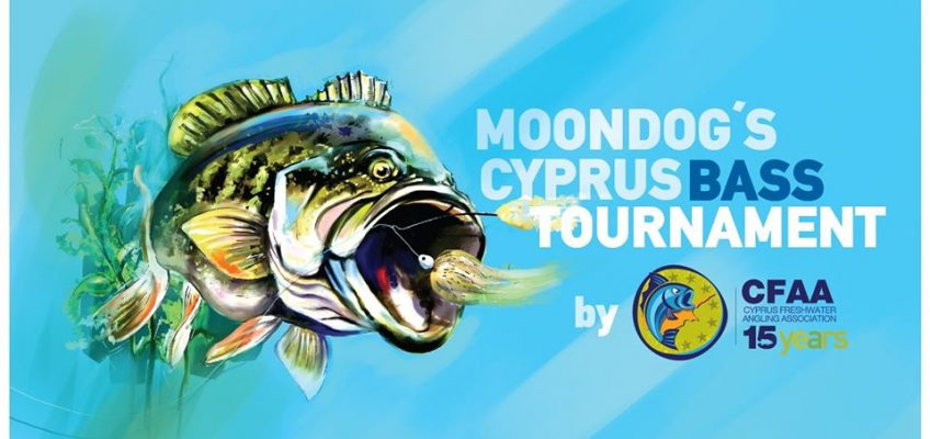 Information for the 3rd competition of the Moondog's Cyprus Bass Tournament 2020